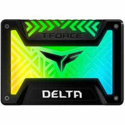 Disco duro interno 2.5pulgadas ssd250gb sata3 teamgroup tforce delta rgb r: 560 mb - s w: 500 mb - s - Imagen 1
