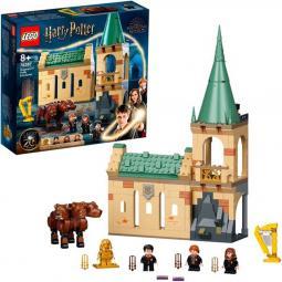 Lego construcciones harry potter hogwarts encuentro con fluffy 76387 - Imagen 1