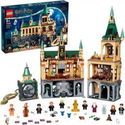 Lego construcciones harry potter hogwarts camara secreta 76389 - Imagen 1