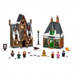 Lego construcciones harry potter visita a la aldea de hogsmeade 76388 - Imagen 1