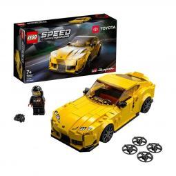 Lego construcciones deportivo toyota gr supra 76901 - Imagen 1