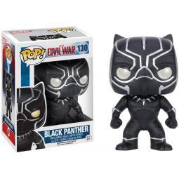 Funko pop marvel vengadores pantera negra - Imagen 1