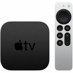 Apple tv 4k 32gb reproductor multimedia 2021 mxgy2hy - a -  32gb - Imagen 1