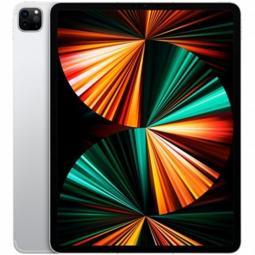 Apple ipad pro 11pulgadas 128gb wifi silver 2021 - retina -  chip m1 -  12+10mp -  comp. apple pencil 2 - Imagen 1