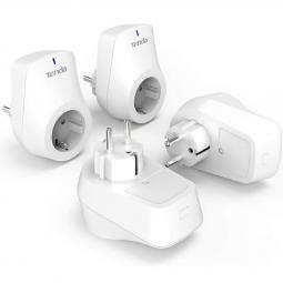 Enchufe inteligente tenda beli sp3 4 - pack smart wifi plug - Imagen 1