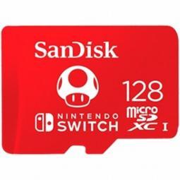 Licencia nintendo switch - uhs i - u3 - lectura: 100mb - s - Imagen 1