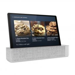 Tablet lenovo smart tab m10 hd 2nd gen mediatek helio p22t 10.1pulgadas 4gb - 64gb - wifi - bt - dock alexa android 10 - Imagen