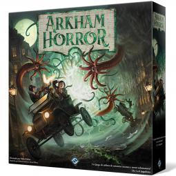 Juego de mesa asmodee arkham horror 3ª edicion pegi 14 - Imagen 1