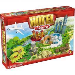 Juego de mesa asmodee hotel deluxe pegi 8 - Imagen 1
