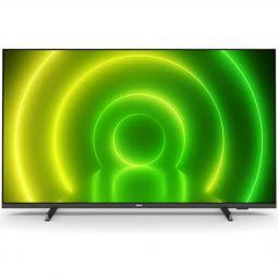 Tv samsung 50pulgadas led 4k uhd -  50pus7406 - 12 -  android tv -  smart tv -  4 hdmi -  2 usb -  dvb - t - t2 - t2 - hd - c -