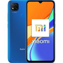 Telefono movil smartphone xiaomi redmi 9c twilight blue 6.53pulgadas -  64gb rom -  3 gb  ram -  13+2+2mpx - 5mpx -  nfc -  5000