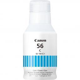 Botella tinta canon gi - 56c cian 135ml 15755 paginas - Imagen 1