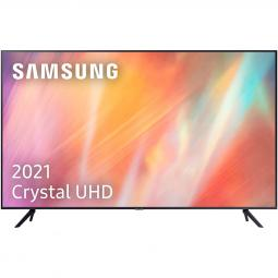 Tv samsung 55pulgadas led 4k uhd -  ue55au7105 -  hdr10+ -  smart tv -  3 hdmi -  1 usb -  wifi -  tdt2 - Imagen 1