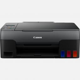 Multifuncion canon pixma g3520 megatank inyeccion tinta a4 -  9.1ppm -  4800ppp -  usb -  wifi - Imagen 1