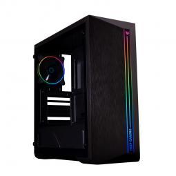 Caja ordenador gaming deep gaming dgc200 rgb atx usb 3.0 sin fuente - Imagen 1