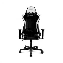 Silla gaming drift dr175 carbon incluye cojines cervical y lumbar - Imagen 1
