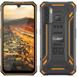 Telefono movil smartphone cubot king kong 5  6.0pulgadas naranja - negro -  32gb rom -  4gb ram -  5000 mah -   dual sim - - Ima