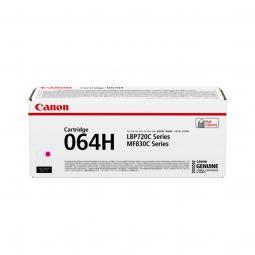 Cartucho toner canon 064h magenta 10400 paginas - Imagen 1