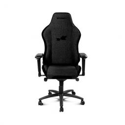 Silla gaming drift dr275 night incluye cojines cervical y lumbar - Imagen 1
