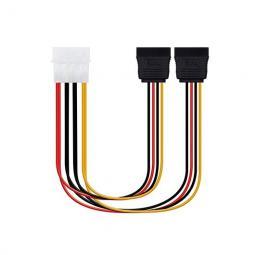 Conector nanocable power cable molex - m a sata - h 0.16mm - Imagen 1