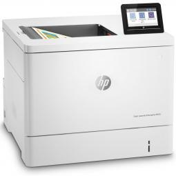 Multifuncion hp laser color laserjet enterprise m555dn a4 -  38ppm -  1gb -  usb -  red -  duplex impresion - Imagen 1