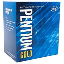 Micro. intel pentium gold dual core g6605 10ª generacion  lga - 1200 4.3ghz  4mb in box - Imagen 1