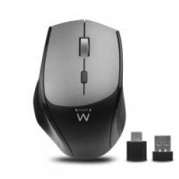 Mouse raton ewent ew3245 - wireless inalambricro - 2400ppp - Imagen 1