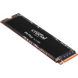 Disco duro interno solido ssd crucial p5 plus 2tb m.2 nvme - Imagen 1