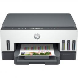 Multifuncion hp inyeccion color inkjet smart tank 7005 a4 -  15ppm -  9ppm color -  128mb -  usb -  wifi -  bt - Imagen 1