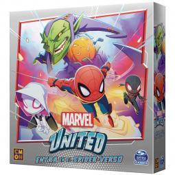 Juego de mesa marvel entra en el spider - verso pegi 10 - Imagen 1