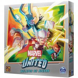 Juego de mesa marvel relatos de asgard - Imagen 1