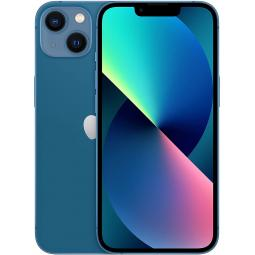 Telefono movil smartphone apple iphone 13 azul 6.1pulgadas -   256gb rom -  5g - - Imagen 1