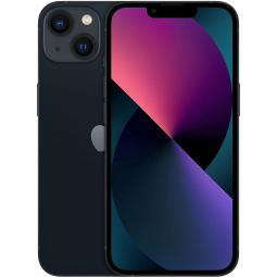 Telefono movil smartphone apple iphone 13 midnight 6.1pulgadas -   256gb rom -  5g - - Imagen 1