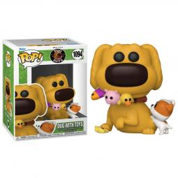 Funko pop disney up dug days dug con juguetes 57387 - Imagen 1