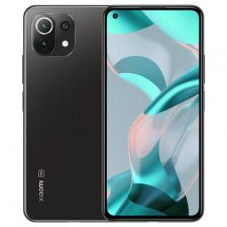 Telefono movil smartphone xiaomi  mi 11 lite 5g ne truffle black - 6.55pulgadas - 128gb rom -  6gb ram -  64+8+5 mpx -  20 mpx -