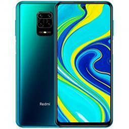 Telefono movil smartphone xiaomi redmi note 9s aurora blue - 6.67pulgadas -  64gb rom -  4gb ram -  48+8+5+2mpx -  16mpx -  5020