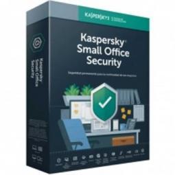 Antivirus kaspersky small office servidor + 10 usuarios 1 año v7 - Imagen 1