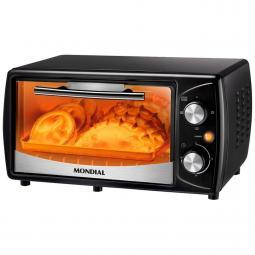Mini horno mondial oven fr13 650w 10l - Imagen 1
