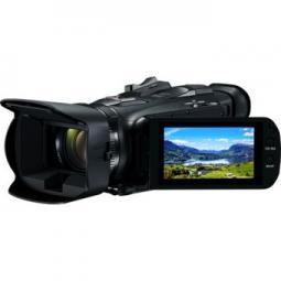 Videocamara digital canon legria hf g50 negro 4k uhd 8.29mp 20zo 400xzd pantalla tactil 3pulgadas hdmi - Imagen 1