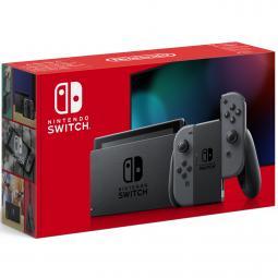 Consola nintendo switch mando color gris v2 (2019) - Imagen 1