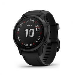 Smartwatch garmin sport watch gps fenix 6s pro - f.cardiaca - barometro - gps - glonass - 42mm - bt - wifi - + protector - Image