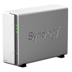 Servidor nas synology disk station ds120j 512 mb ethernet gigabit - Imagen 1