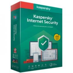 Antivirus kaspersky kis 2020 4 licencias - Imagen 1