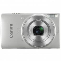 Camara digital canon ixus 190 hs plata 20mp zoom 20x -  zo 10x -  2.7pulgadas litio -  videos hd -  modo eco -  fecha -  wifi -