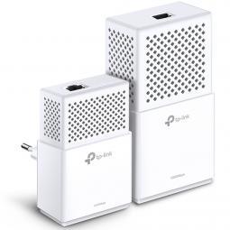 Kit de adaptadores powerline tp - link tl - wpa7510 kit gigabit av1000 - Imagen 1
