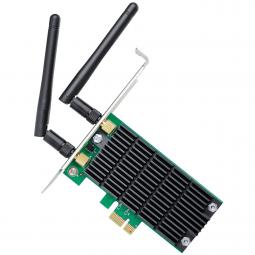 Tarjeta pci express wifi archer t4e 2.4ghz y 5ghz dual band ac1200 tp link - Imagen 1