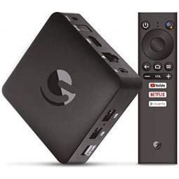Android tv box engel - android 9.0 - 2gb ram - 8gb rom - 4k uhd - 60 fps - asistente de voz google - Imagen 1