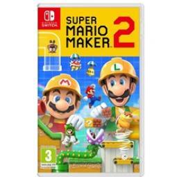 Juego nintendo switch -  mario maker 2 - Imagen 1