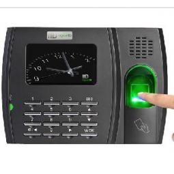 Terminal control de presencia lid20 hasta 20 trabajadores con software huella - tarjeta -  contraseña red - Imagen 1