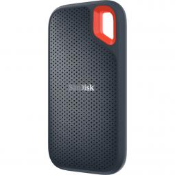Disco duro externo solido hdd ssd sandisk 2tb extreme portable - Imagen 1